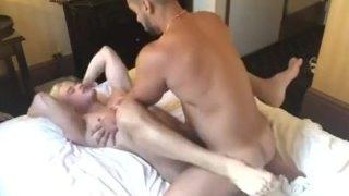 OF Arad fuck his mate bareback